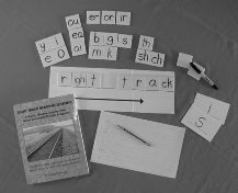 tools for teaching children to read